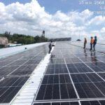 solar roof capacity 13